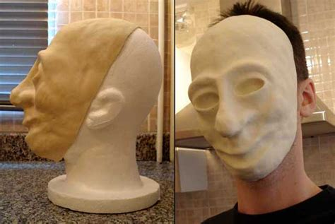 tutorial latex mask creative resources distribution limited