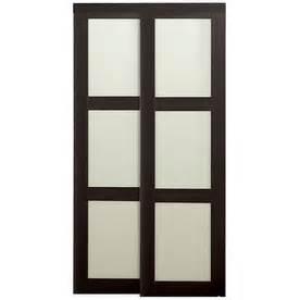 72 in x 80 in espresso 3 lite interior sliding door at lowes com