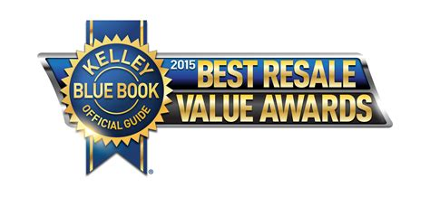 kelley blue book kelly blue book car value january march 2012 2015 best resale value award winners announced by kelley blue book