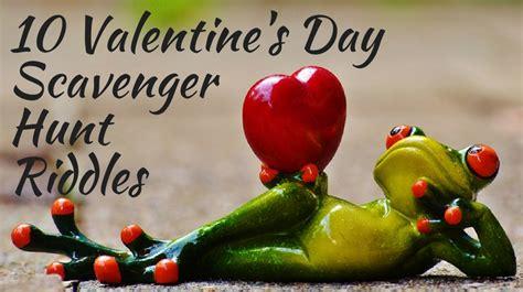 valentines treasure hunt hundreds of free scavenger hunt ideas lists riddles clues