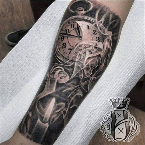 tattoo wrist watch watch and candle forearm tattoo 100 awesome watch tattoo