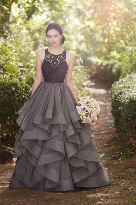 Liana Skirt Brown martina liana 2017 wedding dress collection