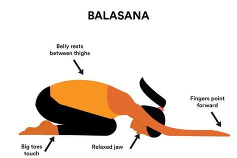 how to do a how to do balasana child s pose steps benefits