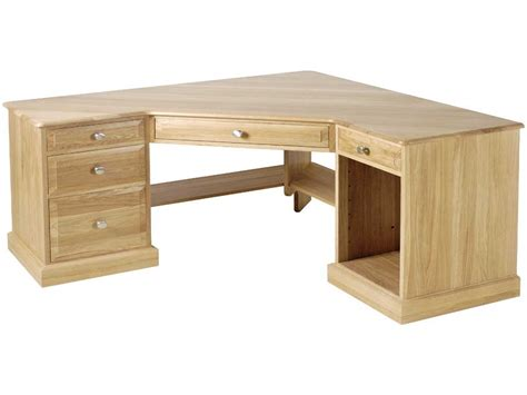 corner wood desk wood corner desks envoy wood corner desk in cherry