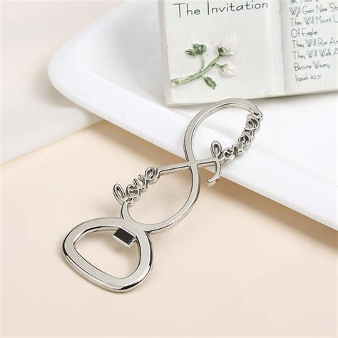Wedding Favors Bottle Openers by Forever Bottle Opener For Your Wedding Favours Free