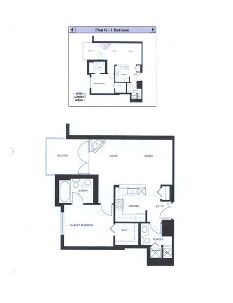 discovery floor plan e1 1 bedroom discovery floor plan g 1 bedroom
