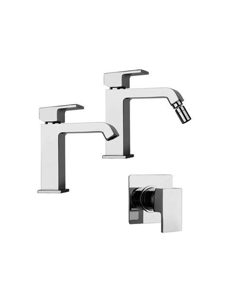 set rubinetti bagno set miscelatori bagno rubinetteria vendita