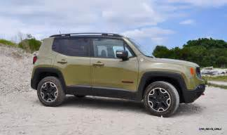 Jeep Renegarde 2015 Jeep Renegade Trailhawk Review