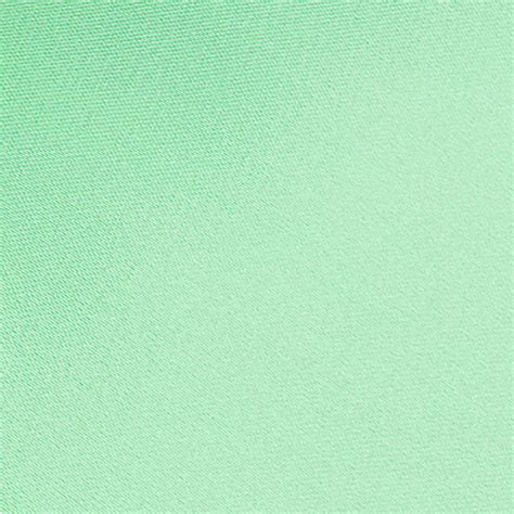 mint green color swatch plain mint green satin swatch by dqt