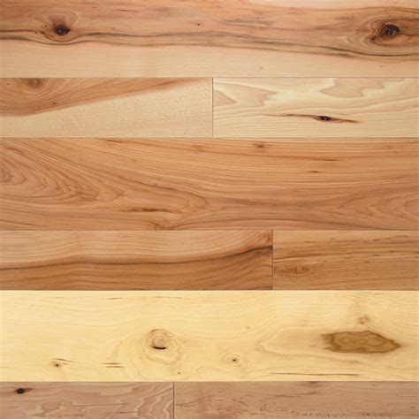 Prefinished Hickory Flooring by 1 2 Quot X 3 1 4 Quot Hickory Character Prefinished Engineered Floor