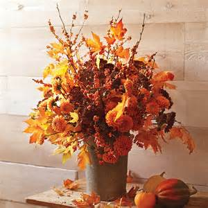 martha stewart fall decorating ideas fall arrangements recipes crafts home d 233 cor and more