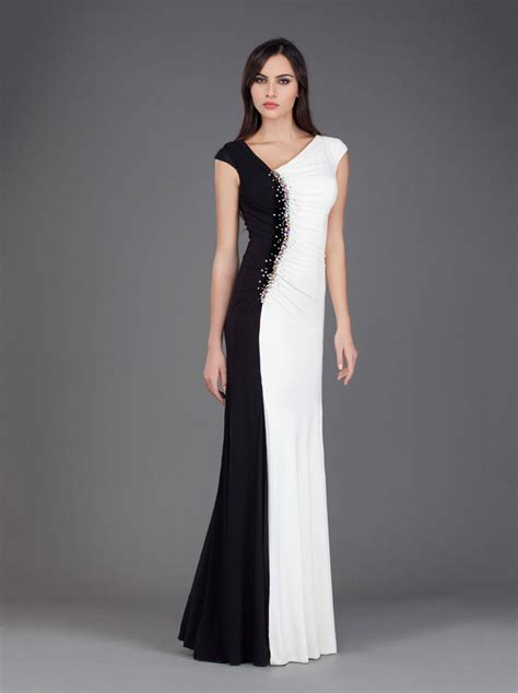 design dress black and white 20 gorgeous formal gowns dresses sheideas