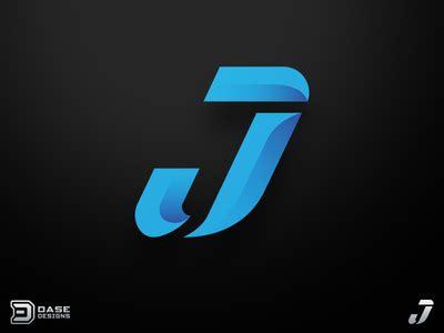 J Logo Design by Derrick Stratton - Dribbble J Logo