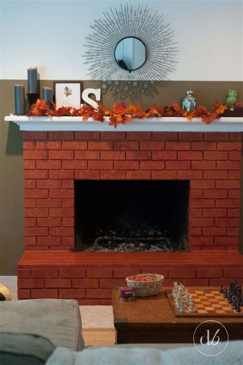 Brick And Fireplace by Hometalk Brick Fireplace Makeover With Paint