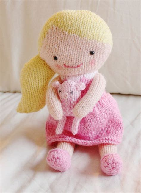 knitting patterns for rag dolls the world s catalog of ideas