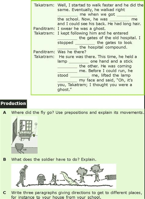 Baju Syari Gammara By Dturatea grade 7 grammar lesson 15 prepositions of location and direction projects to try