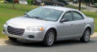 Sebring Chrysler 2004 File 2004 2006 Chrysler Sebring Sedan Jpg