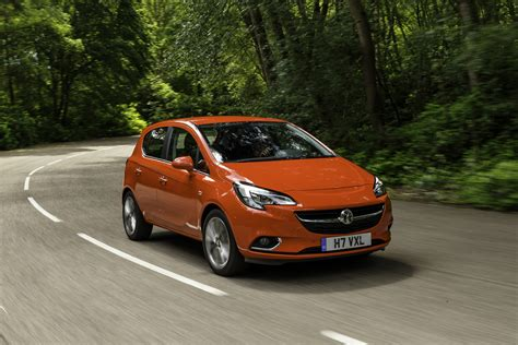 Opel Corsa Mpg by New Opel Corsa From 11 989 In Germany 1 0l Petrol