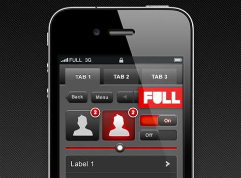 Hbl Believe For Iphone Ipod Htc Xperia Samsung 60 extremely beautiful mobile phones gui psd packs