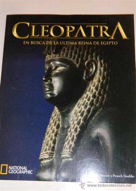 i 241 i libro historia national geographic cleopatr comprar national geographic en todocoleccion