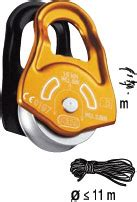 Petzl Pulley Rescue P50 standen s pulleys petzl sar