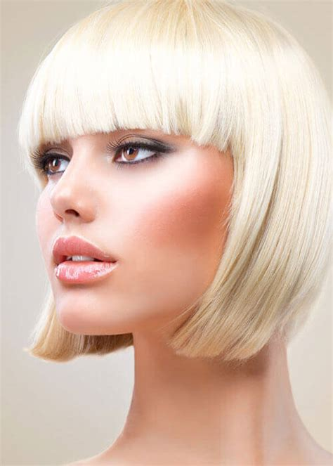 fun spunky short blonde hairstyle ideas