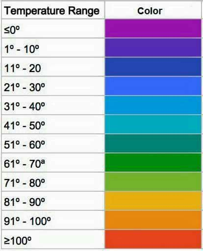 13 best images about crochet temperature blanket on each day afghan crochet and