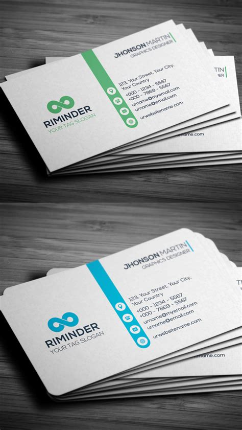 professional business card design templates 25 professional business cards template designs design