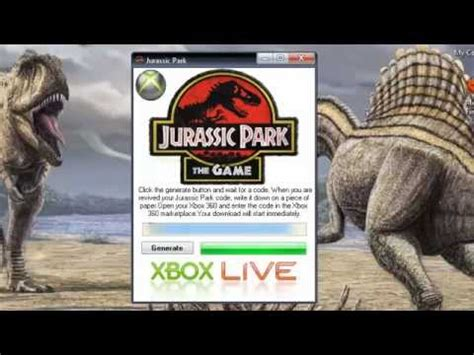 download jurassic park the game crack jurassic park the game keygen free download xbox360 youtube