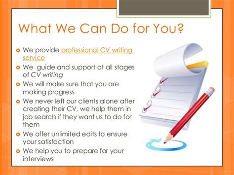 Professional Cv Writing by Professional Cv Writing Service