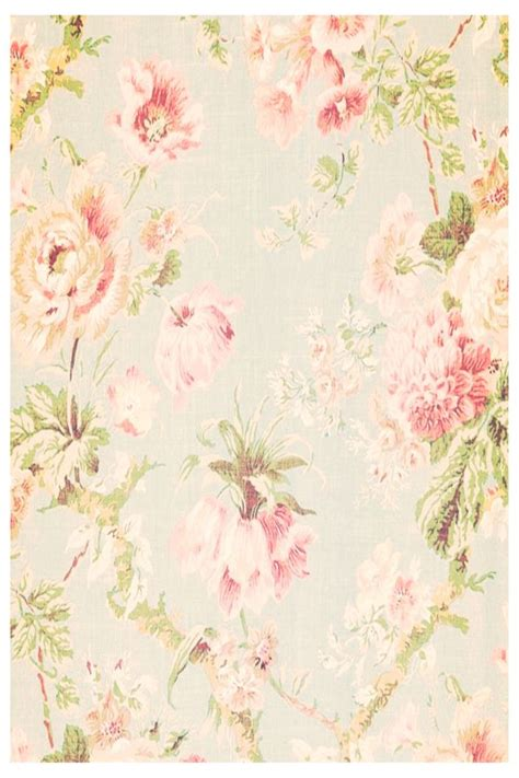 floral pattern on pinterest vintage flower wallpaper alyssas room pinterest