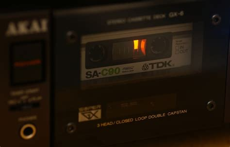 Cassette C90 Sony wallpaper akai gx 6 macro cassette tdk sa c90 images for desktop section hi tech