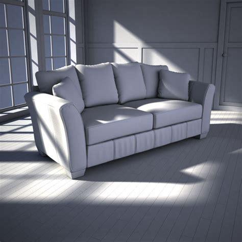logan stone sofa ashley logan stone sofa 3d model humster3d