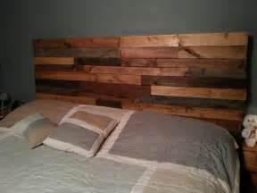 reclaimed wood bedroom furniture ideas