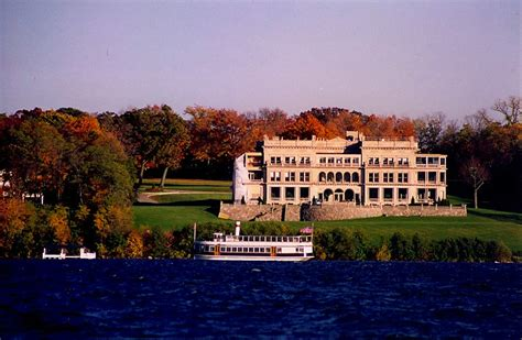 A weekend getaway to Lake Geneva, WI can offer year round