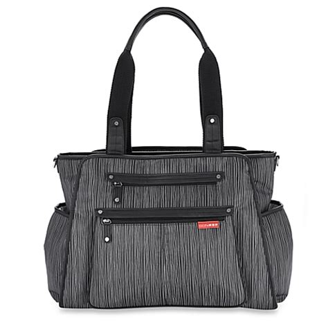 Grand Central Market Gift Card - skip hop 174 grand central take it all diaper bag in wavy stripe buybuy baby