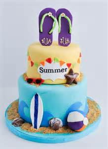 sommerliche kuchen summer s cake sprinkled cakes