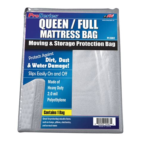 Moving Mattress Bag by American Moving Supplies Proseries Mattress Bag