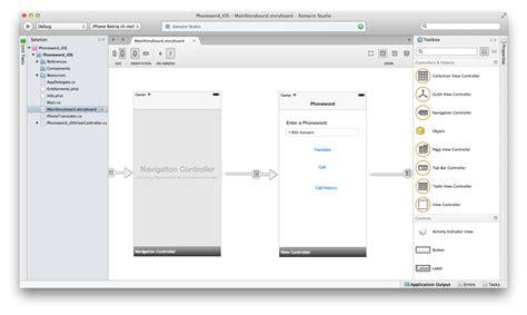 Design Xamarin Form | ios designer xamarin