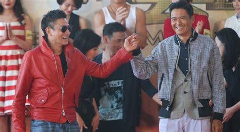 film baru andy lau psy jadi cameo di film terbaru chow yun fat andy lau
