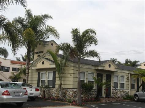 Coronado Inn Coronado Ca California Beaches