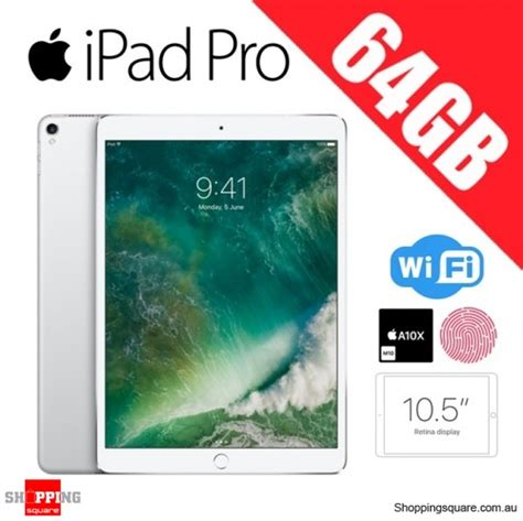 Tablet 10 Inch Apple apple pro 10 5 inch wifi 64gb tablet pc silver