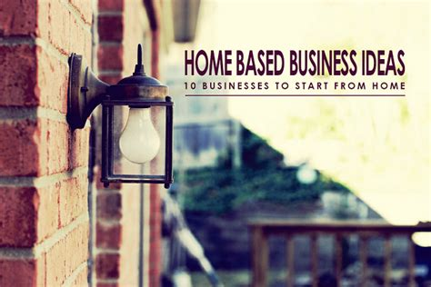 Small Business Home Based Ideas Home Based Business Ideas Pictures To Pin On