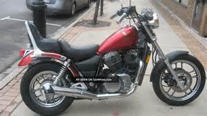 1985 Honda Motorcycle 1985 Honda Shadow Vt700c Cruiser Motorcycle