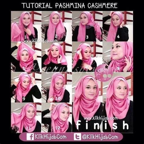 tutorial turban pashmina best 25 hijab style tutorial ideas on pinterest hijab