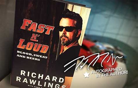 Fast N Loud Giveaway - win a copy of fast n loud by richard rawlings autoline after hours