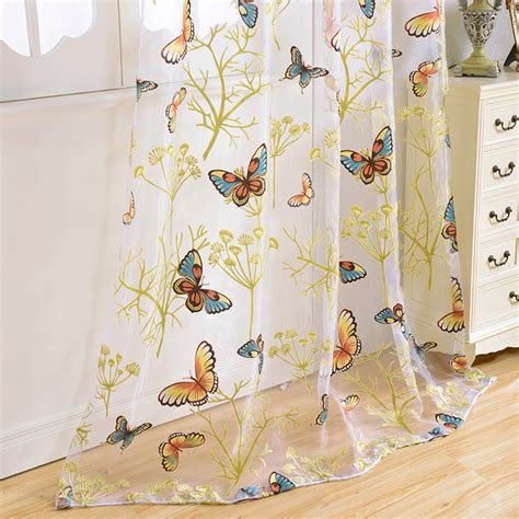 Wallpaper 3d Foam 39 X 100 Cm Ci124ab Grey White 100 x 270cm butterfly tulle window curtain for living room bedroom