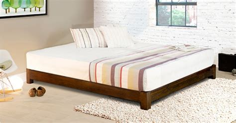 Low Bed Frames Uk Low Platform Bed Space Saver Get Laid Beds