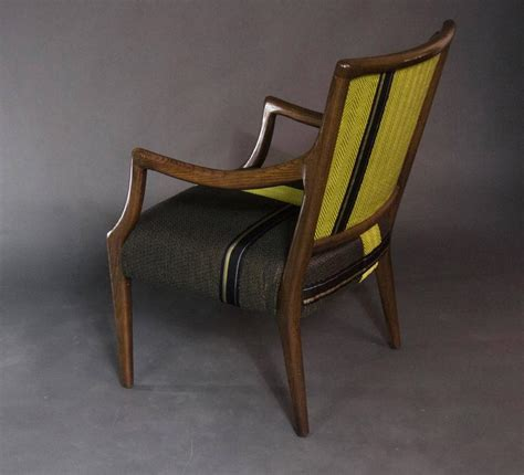 wood frame armchair wood frame armchair with tailored ribbon pattern for sale