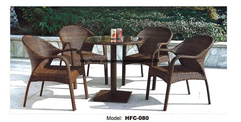 Balcony Sets Outdoor Furniture Rattan Balcony Furniture Set Small Yard Rattan Garden